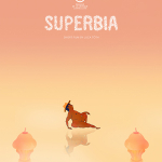 SUPERBIA Poster projekt