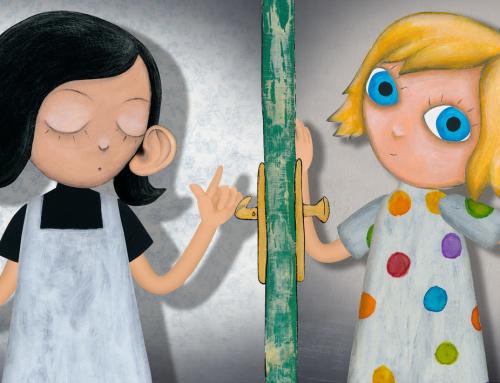 Mimi&Liza – Záhada vánočního světla
