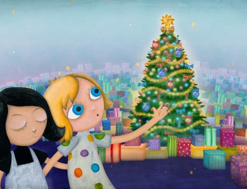 Koprodukujeme nový speciál Mimi&Liza – Záhada vánočního světla