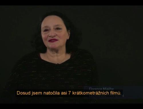 Rozhovor s Florence Miailhe o připravovaném filmu Přes hranici