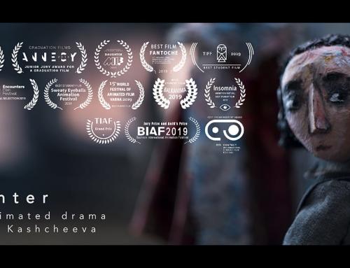 Film Dcera na shortlistu Oscar v kategorii Animated Short Film