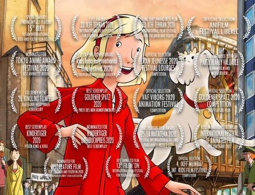 Laurelky na plakátu filmu Fany a pes stále přibývají