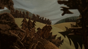 Demon slate / Demon of the Marshes