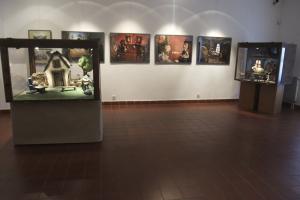 Maur film / bedna - vystava Fimfárum